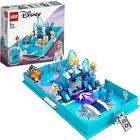 LEGO Disney Princess: Aventuri din cartea de povești cu Elsa și Nokk 43189