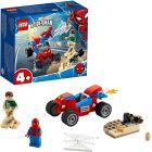 LEGO Super Heroes Pókember és Sandman leszámolása 76172