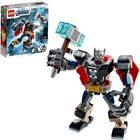 LEGO Super Heroes Thor páncélozott robotja 76169