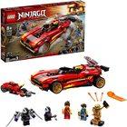 LEGO Ninjago: Încărcător Ninja X-1 71737