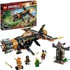 LEGO Ninjago: Sziklaromboló 71736