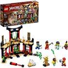 LEGO Ninjago: Turnirul Elementelor 71735