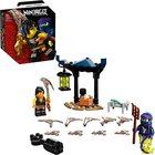 LEGO Ninjago: Hősi harci készlet - Cole vs Kísértetharcos 71733
