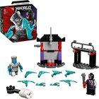 LEGO Ninjago: Set de luptă epică - Zane contra Nindroid 71731