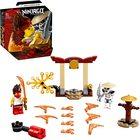 LEGO Ninjago: Hősi harci készlet - Kai vs Skulkin 71730