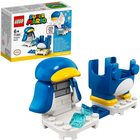 LEGO Super Mario: Costum de puteri: Mario Pinguin 71384