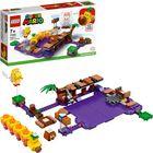 LEGO Super Mario: Set de extindere Mlaștina otrăvită a lui Wiggler 71383