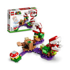 LEGO Super Mario: Set de extindere Provocarea Plantei Piranha 71382