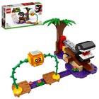 LEGO Super Mario: Set de extindere Întâlnirea din junglă a lui Chain Chomp 71381