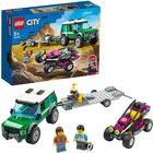 LEGO City: Great Vehicles Verseny homokfutó szállítóautó 60288