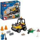 LEGO City: Camion pentru lucrări rutiere 60284