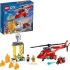 LEGO City: Fire Tűzoltó mentőhelikopter 60281