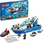 LEGO City: Police Rendőrségi járőrcsónak 60277