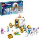 LEGO Disney Princess: Trăsura regală a Cenușăresei 43192