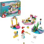 LEGO Disney Princess: Ariel ünnepi hajója 43191
