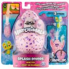 Hatchimals: Splash Drivers - Ou de apă cu 3 figurine