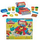Play-Doh: Set de plastilină cu casă de marcat