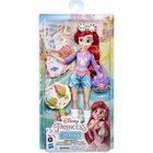 Prințesele Disney: Ariel îmbrăcat confortabil