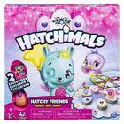 Hatchimals legjobb barátok társasjáték