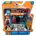Rusty rendbehozza: Balloon Blaster játékszett