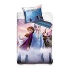 Frozen 2: Elsa și Anna - lenjerie de pat cu 2 piese