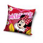 Disney: Minnie egér párna - piros, 40 x 40 cm