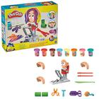 Play-Doh: Őrült frizurák hajszalon gyurmaszett