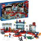 LEGO Super Heroes: Atac la adăpostul păianjenului 76175