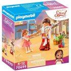 Playmobil Spirit: Tânăra Lucky și mama Milagro - 70699