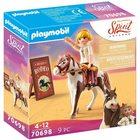 Playmobil Spirit: Abigail la rodeo - 70698