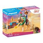 Playmobil Szilaj: Rodeós Pru 70697