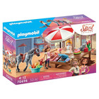 Playmobil Spirit: Standul de dulciuri din Miradero - 70696