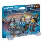 Playmobil: Set de figurine Novelmore Knights - 70671