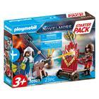 Playmobil: Ster Starter Novelmore - Duelul cavalerilor 70503