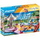 Playmobil: Parcul de distracție mare 70558
