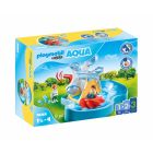 Playmobil: Vízimalom körhintával 70268