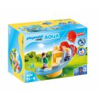 Playmobil: Tobogan cu apă 70270