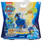 Paw Patrol: Charged Up - Figurină Chase Mighty Pups