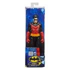DC Batman: Figurină de acțiune Robin îmbrăcat în roșu - 30 cm