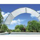 Intex: Medence vázra rögzíthető árnyékoló tető
