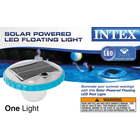 Intex: Lampă solară plutitoare cu LED-uri