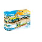 Playmobil: Mașină de plajă - 70436