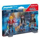 Playmobil: Bűnöző figurák szettben 70670