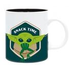 Star Wars Mandalorian: Baby Yoda snack time bögre - 320 ml