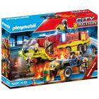 Playmobil: Tűzoltók bevetésen 70557