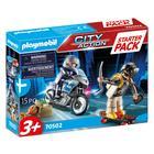 Playmobil: Set starter Urmărire de poliție 70502