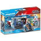 Playmobil: Rendőrség - Menekülés a börtönből 70568