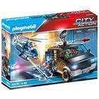 Playmobil City Action: Cu elicopter în urma fugarului 70575