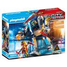 Playmobil City Action: Operațiunea specială cu robotul de poliție 70571
