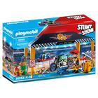 Playmobil: Szervizsátor 70552
